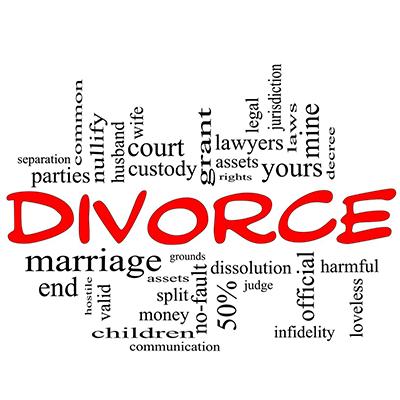 Divorce | Familieschange California